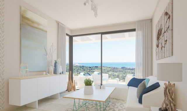Mirador - 2-3 Bedroom Apartments For Sale In Estepona Image 3