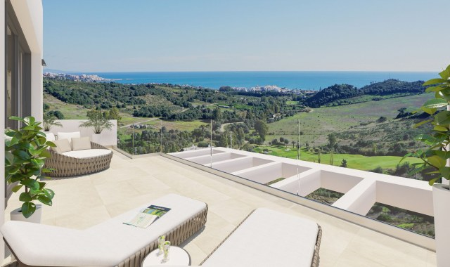 Mirador - 2-3 Bedroom Apartments For Sale In Estepona Image 6