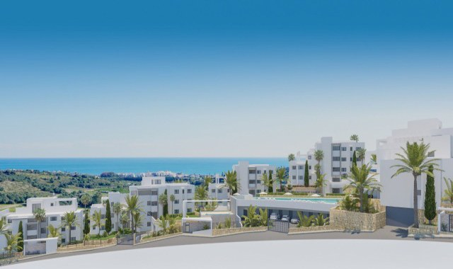 Mirador - 2-3 Bedroom Apartments For Sale In Estepona Image 1