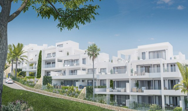 Mirador - 2-3 Bedroom Apartments For Sale In Estepona Image 2