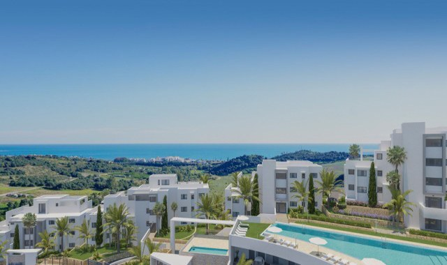 Mirador - 2-3 Bedroom Apartments For Sale In Estepona Image 4